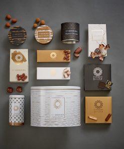 מארז שוקולד מהודר | מארזי שוקולד ממותגים | מארזים ממותגים