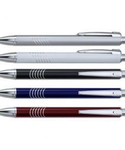 עטים ממותגים | עטים עם לוגו | הדפסה על עטים | עט כדורי ממותג עשוי מתכת