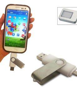 דיסק און קי ממותג   גאדג'טים ממותגים   אביזרים ממותגים לסמארטפון   דיסק און קי לסמארטפון אנדרואיד