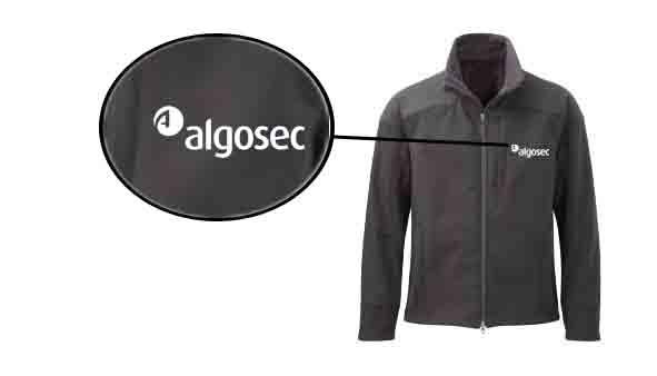 מעיל פליז עם רקמה | מעיל ממותג
