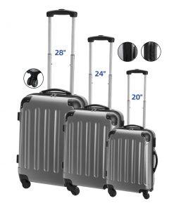 סט מזוודות ממותגות | מזוודות ממותגות