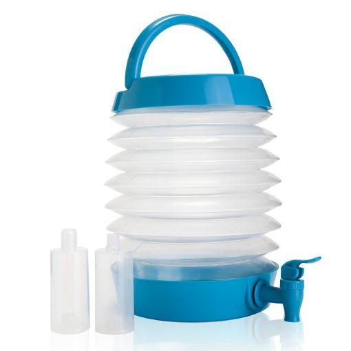 מיכל מים מתכווץ   מידניות ומיכלי מים