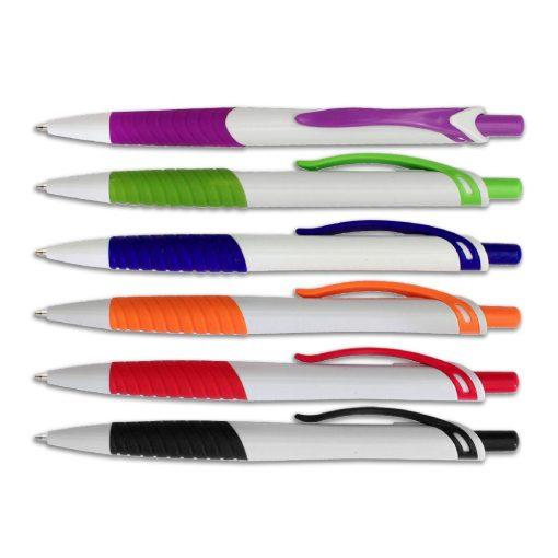 סט עטים צבעוני- ממותג | עטים ממותגים