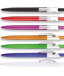 סט עטים צבעוני- ממותג | ציוד משרדי ממותג