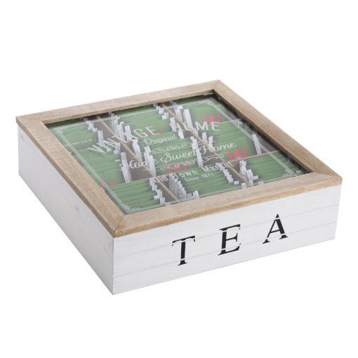 קופסת תה ממותגת| כלי מטבח ממותגים
