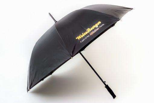 מטריה במיתוג צבעוני | מטריות ממותגות | הדפסה על מטריות | מטריות לפרסום